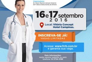 Simpósio de Prevenção de Tratamento de Feridas do Hospital Vera Cruz de Campinas
